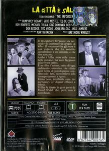 La città è salva di Bretaigne Windust,Raoul Walsh - DVD - 2