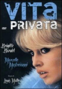 Vita privata di Louis Malle - DVD