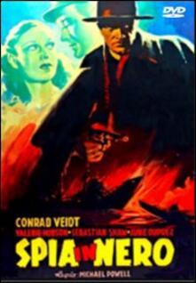La spia in nero di Michael Powell - DVD