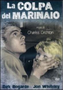 La colpa del marinaio di Charles Crichton - DVD