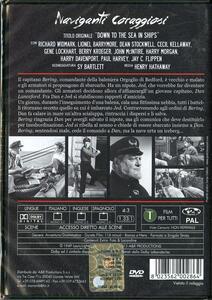 Naviganti coraggiosi di Henry Hathaway - DVD - 2