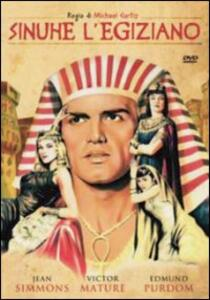 Sinuhe l'egiziano di Michael Curtiz - DVD