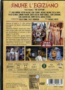 Sinuhe l'egiziano di Michael Curtiz - DVD - 2