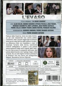 L' evaso di Pierre Granier-Deferre - DVD - 2