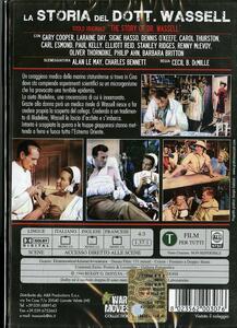 La storia del dottor Wassel di Cecil B. De Mille - DVD - 2