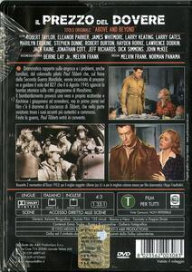 Il prezzo del dovere di Melvin Frank,Norman Panama - DVD - 2