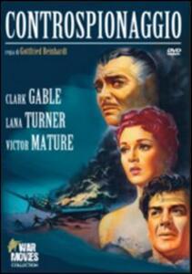 Controspionaggio di Gottfried Reinhardt - DVD