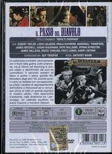 Il passo del diavolo di Anthony Mann - DVD - 2