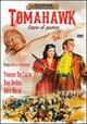 Cover Dvd Tomahawk - Scure di guerra