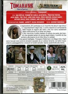 Tomahawk, scure di guerra di George Sherman - DVD - 2