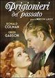 Cover Dvd Prigionieri del passato