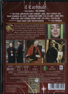 Il cardinale di Otto Preminger - DVD - 2