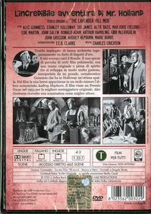 L' incredibile avventura di Mr. Holland di Charles Crichton - DVD - 2
