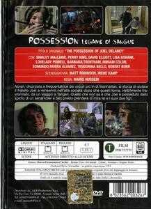 Possession. Legame di sangue di Waris Hussein - DVD - 2