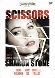 Scissors. Forbici di Frank De Felitta - DVD