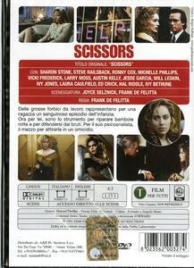Scissors. Forbici di Frank De Felitta - DVD - 2