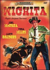 Wichita di Jacques Tourneur - DVD