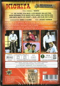 Wichita di Jacques Tourneur - DVD - 2