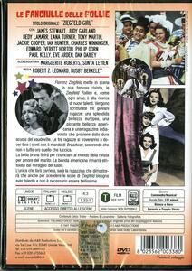 Le fanciulle delle follie<span>.</span> Limited Edition di Robert Zigler Leonard - DVD - 2