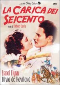 La carica dei Seicento<span>.</span> Limited Editions di Michael Curtiz - DVD