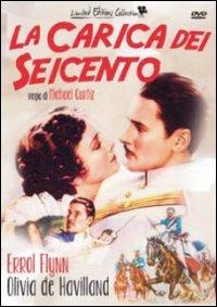 Cover Dvd carica dei Seicento (DVD)
