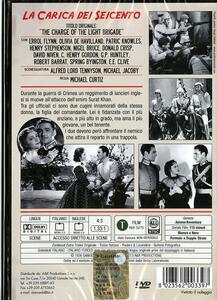 La carica dei Seicento<span>.</span> Limited Editions di Michael Curtiz - DVD - 2