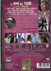 La baia del tuono di Anthony Mann - DVD - 2
