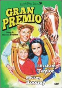 Gran Premio<span>.</span> Limited Edition di Clarence Brown - DVD