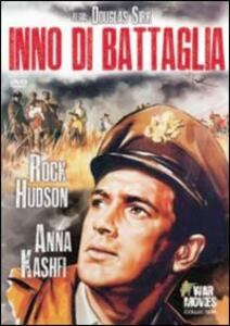 Inno di battaglia di Douglas Sirk - DVD