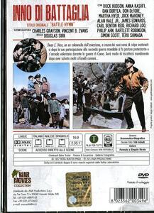Inno di battaglia di Douglas Sirk - DVD - 2