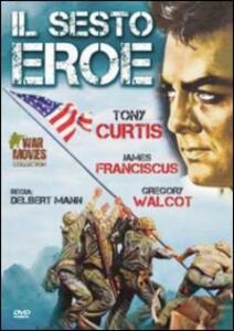 Il sesto eroe di Delbert Mann - DVD