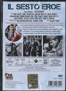 Il sesto eroe di Delbert Mann - DVD - 2