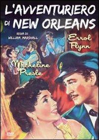 Locandina L'avventuriero di New Orleans