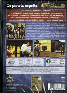 La pistola sepolta di Russell Rouse - DVD - 2