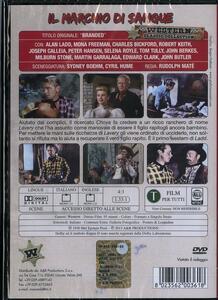 Il marchio di sangue di Rudolph Matè - DVD - 2