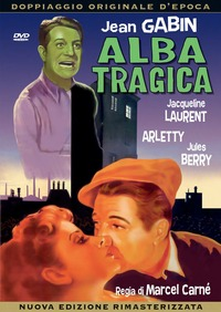 Cover Dvd Alba tragica (DVD)