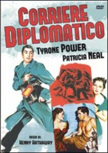 Corriere diplomatico di Henry Hathaway - DVD