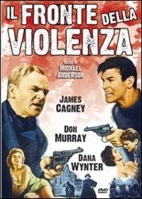 Locandina Il fronte della violenza