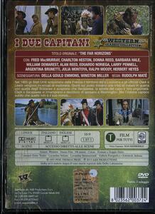 I due capitani di Rudolph Matè - DVD - 2
