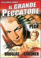 Cover Dvd Il grande peccatore