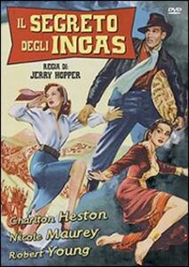 Il segreto degli incas di Jerry Hopper - DVD