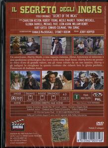 Il segreto degli incas di Jerry Hopper - DVD - 2