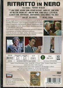 Ritratto in nero di Michael Gordon - DVD - 2