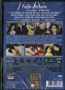 Foglie d'autunno di Robert Aldrich - DVD - 2