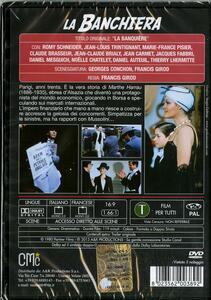La banchiera di Francis Girod - DVD - 2
