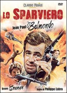 Lo sparviero di Philippe Labro - DVD