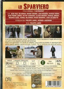 Lo sparviero di Philippe Labro - DVD - 2