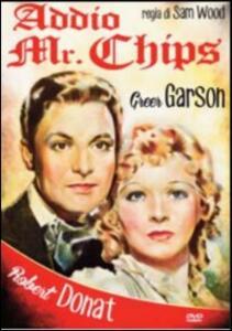Addio, Mr. Chips! di Sam Wood - DVD