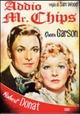 Cover Dvd Addio, Mr. Chips!