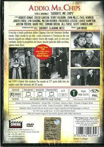 Addio, Mr. Chips! di Sam Wood - DVD - 2